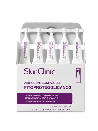 Ampollas Fitoproteoglicanos antiarrugas