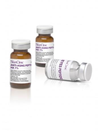 Vial para el cuidado despigmentante, con Péptidos Biomiméticos.
