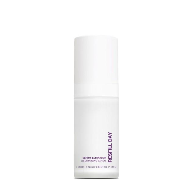 Sérum iluminador reafirmante. Prevención y tratamiento de arrugas.