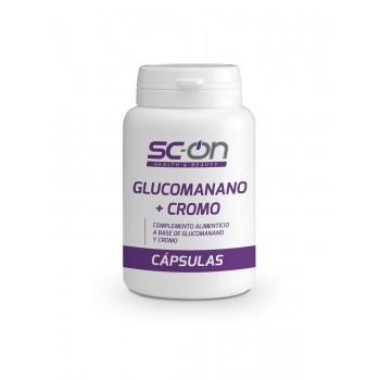 Glucomannan + Chromium