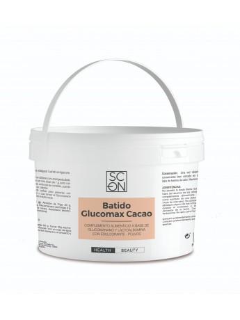 Complemento alimenticio a base de Glucomanano y Lactoalbúmina. Con edulcorante.