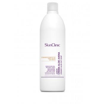 Jabón Crema Aloe-Avena