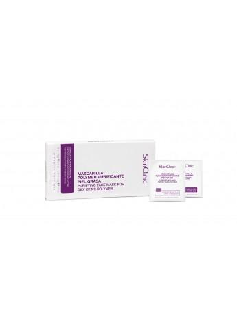 Mascarilla film purificante para pieles grasas o acnéicas.