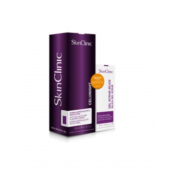 PACK CELUNIGHT + GEL SCRUB SILICE