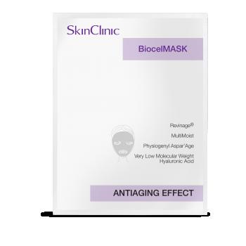 BIOCELMASK ANTIAGING EFFECT