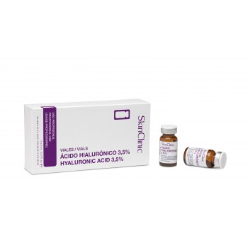 Vial Ácido Hialurónico 3,5% 2ml.