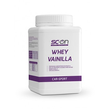 Whey Car-sport Vanilla